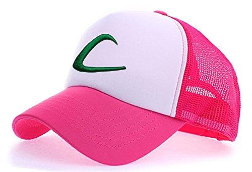 myglory77mall Sombrero de Animado para Hombre Cereza / t1 blanca