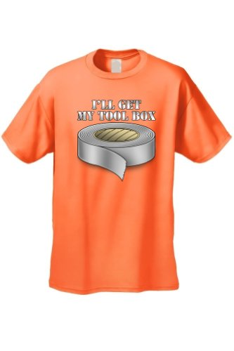 I'll Get My Toolbox Duct Tape T-Shirt