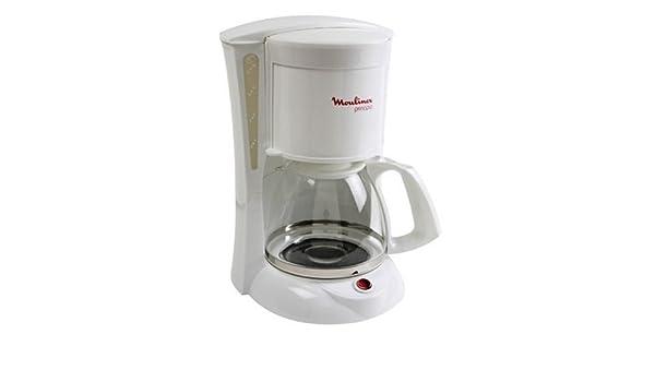 Moulinex Principio, Blanco, 1000 W - Máquina de café: Amazon ...
