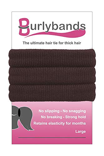 Burlybands Large Hair Ties for...