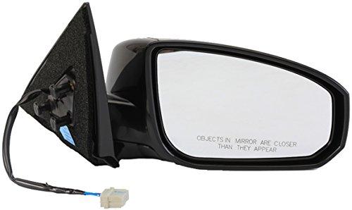 (Dorman 955-701 Nissan Maxima Passenger Side Powered Fold Away Side View Mirror)