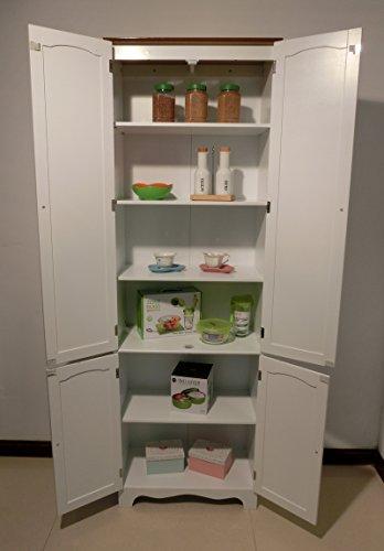 Homecharm Int 23 8x11 8x 72 2 Inch Storage Cabinet White