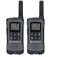 Walkie Talkie, Motorola Talkabout T200 20-mile Wireless Radio Walkie Talkies, 2pk