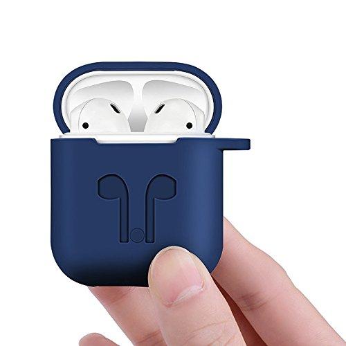 Bakeey Waterproof Shockproof Earphone Case+Anti Lost Strap+Hook For Apple AirPods