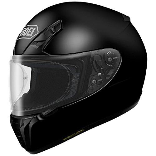 - Shoei Unisex-Adult Full-face-Helmet-Style RF-SR (Black Large