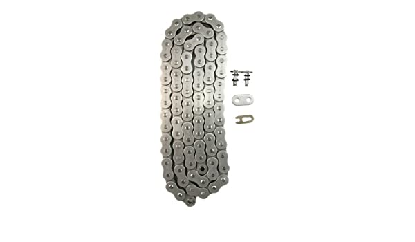Blue 530x104 O-Ring Drive Chain Motorcycle 530 Pitch 104 Links 8200# Tensile