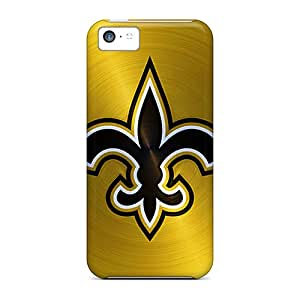 Hot FoX10504DkKe Cases Covers Protector For Iphone 5c- New Orleans Saints