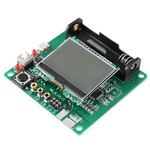 Transistor Tester, Mega328 LCD Transistor Tester Diode Triode LCR Meter ESR PNP NPN MOSFET