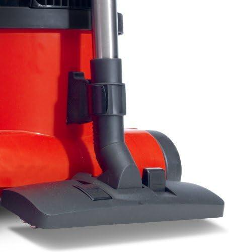 Numatic Henry HVR200-A - Aspirador, color rojo y negro: Amazon.es ...