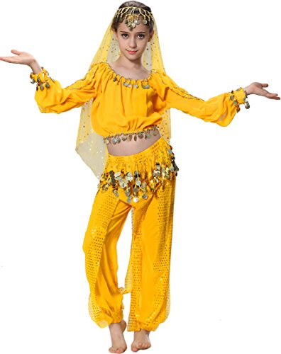 Kid's (Fabric For Belly Dance Costumes)