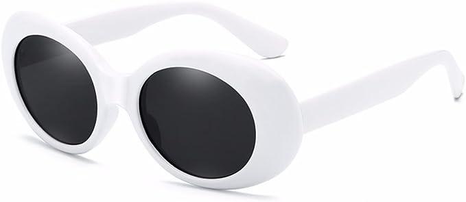1960s Sunglasses | 70s Sunglasses, 70s Glasses BOZEVON Retro Oval Sunglasses - UV400 Sunglasses Goggles For Women & Men £8.39 AT vintagedancer.com