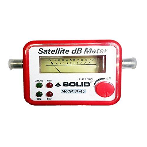 Quantum AS1212154 Satellite Finder for All DTH (Black) - Buy