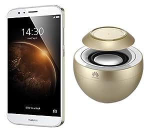 "Huawei P_GX8MCH-AM08GD - Pack de Smartphone GX8 con Altavoz portátil AM08 (Pantalla de 5.5"", 32 GB de Memoria Interna, 3 GB de RAM, cámara 13 MP, Android 5.1.1)"