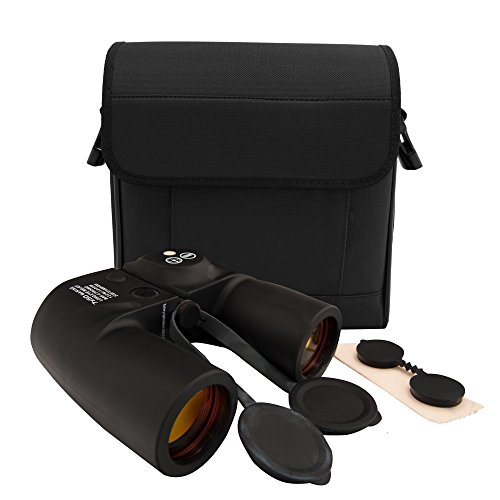 MARATHON BI030017 Waterproof Marine Military Grade Binocular