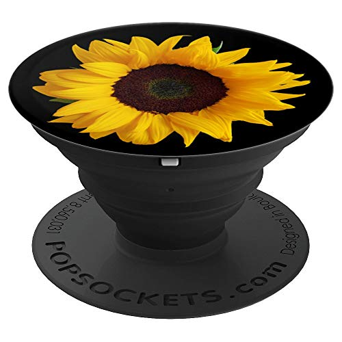 (Beautiful Sunflower - PopSockets Grip and Stand for Phones and Tablets)