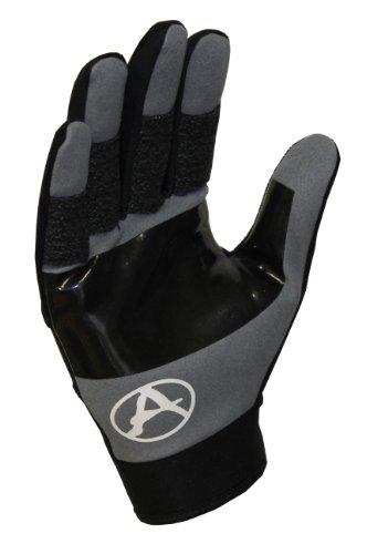 Anchor Glove Company FSFFBKS Black Small Full-Finger Flagship Gloves