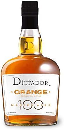 Dictador Orange 100 Months Aged Rum (1 x 0.7 l)