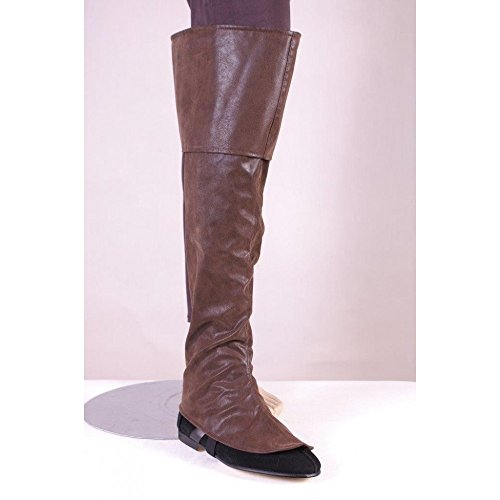 Factory legs Sin warmer High Brown Medieval z7w4qT7