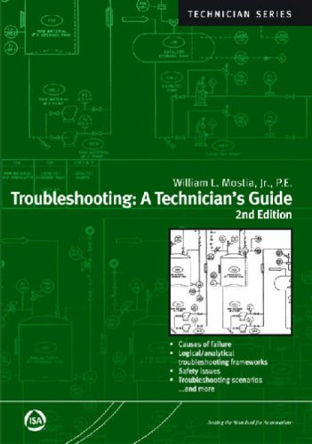 Troubleshooting  A Technicians Guide  Second Edition  Isa Technician Series