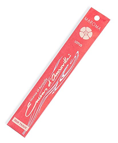 Maroma Lotus Incense 10 sticks