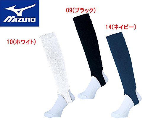 MIZUNO(ミズノ)【52UA10】mizuno 野球 ストッキング (ローカットモデル) 学生野09ブラック F