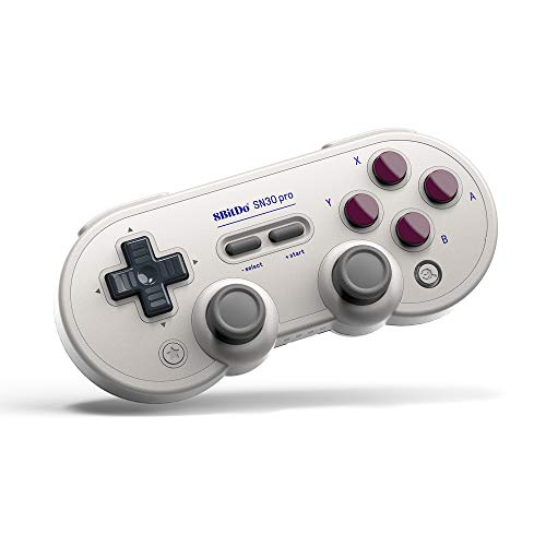 8Bitdo Sn30 Pro Bluetooth Gamepad (G Classic Edition) - Nintendo Switch