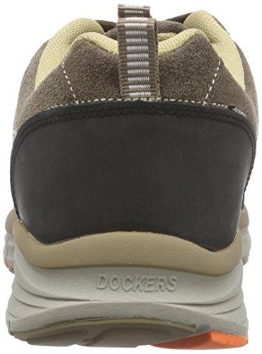 Dockers by Gerli 37eq003-200 - Zapatillas Hombre Beige - Beige (beige 530)