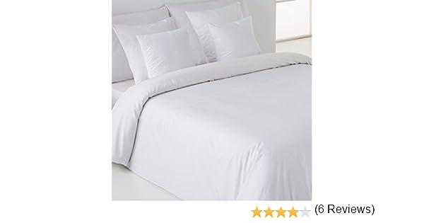 Aire Textil Sábanas HOSTELERIA - Funda Nórdica Calidad 30/27 (144 Hilos) 50% algodón - 50% poliéster. Cama 150 cm: Amazon.es: Hogar