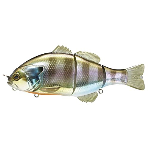 (Jackall Plugs Freshwater Crankbaits JGANTJR-SCSG Gantarel Jr.Segmented Swimbait, 5