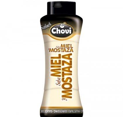 Salsa Miel Y Mostaza Ambiente Chovi Botella 255 G: Amazon.es: Alimentación y bebidas