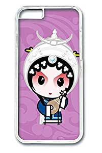 iPhone 5c Case, Cartoon Facebook Personalized Slim [Scratch Proof] Protective Hard PC Clear Case Cover for Apple iPhone 5c Only