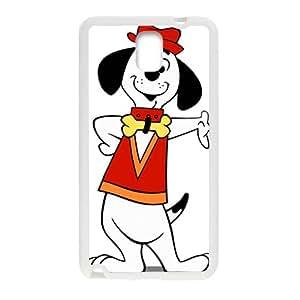 Cute Gentle Puppy Dog White Samsung Galaxy Note3 case