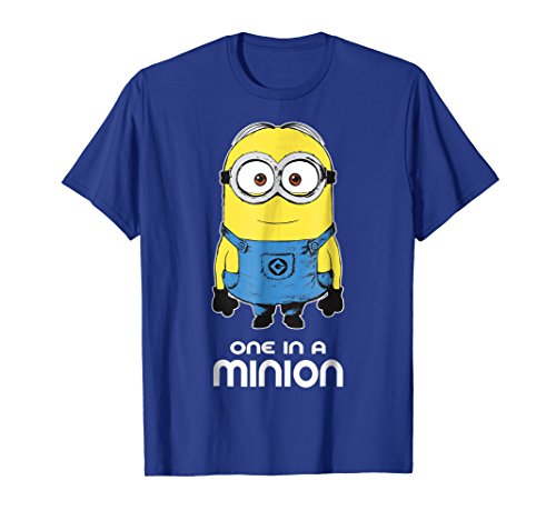 Despicable Me Minions Bob One In A Minion Graphic T-Shirt -