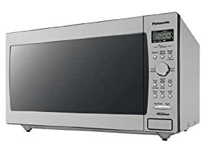 Panasonic NNSD698S 1.2cu.ft. 1200W Genius Inverter Microwave Oven (Stainless)