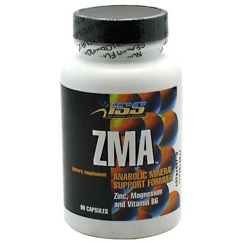 ZMA, 90 Capsules - Capsules Zma 90 Nutrition