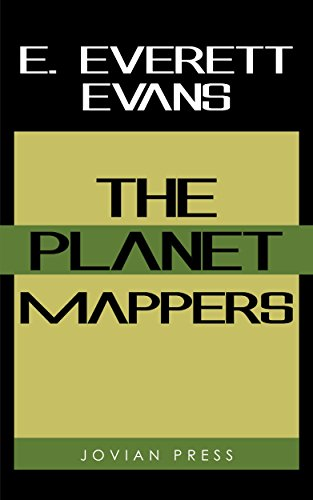 book cover of The Planet Mappers