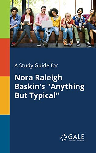A Study Guide for Nora Raleigh Baskin's