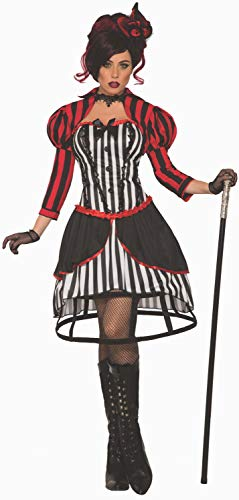 Forum Novelties 81051 Mystery Circus Madam-Std, Multi Color, One Size