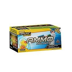 JT SplatMaster 2000ct Paintball Ammo - Orange