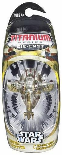 - Star Wars Titanium Series: Firespray Interceptor