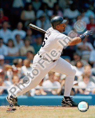 - Cecil Fielder Detroit Tigers MLB Action Photo 8x10 #3