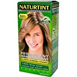 Naturtint 8A Permanent Ash Blonde Haircolor Kit, 4.5 Ounce -- 3 per case. by Naturtint