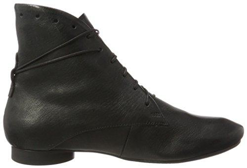 00 Femme Schwarz Desert Guad Think Noir Boots xCYpqBwW7