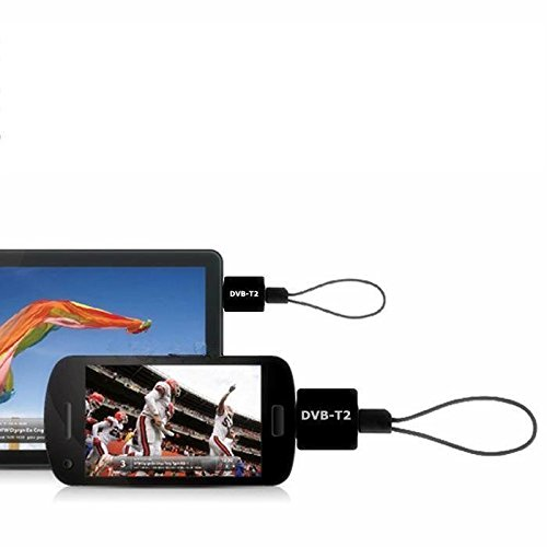 HOT!PAD TV DVB T2 Receiver USB Dongle for Android Phone/Tablet pc to Watch TV Freely