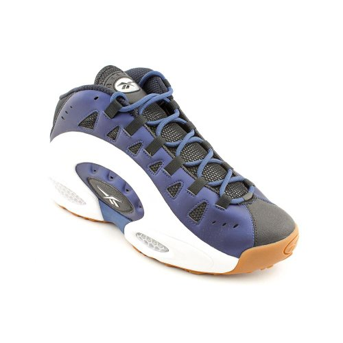 Reebok Menns Es22 Mote Sneaker Klubb Blå / Hvit / Svart / Tyggis