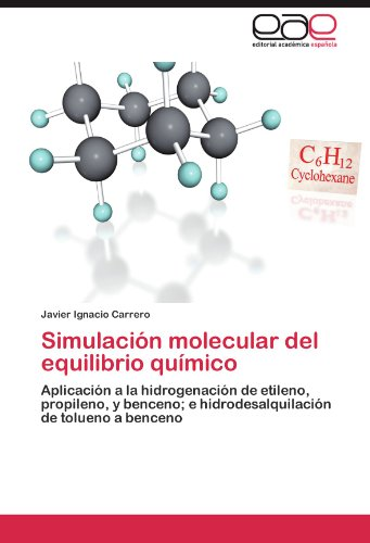 Descargar Libro Simulación Molecular Del Equilibrio Químico Carrero Javier Ignacio