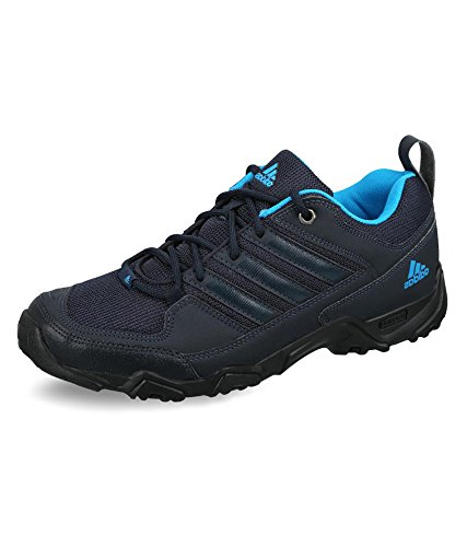 adidas Men's Xaphan Low Dark Blue, Blue and Black Mesh Sport Trekking and  Hiking Footwear