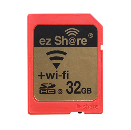 Ez Share WIFI SDHC 32GB MEMORY SD CARD for Camera DV Class 1
