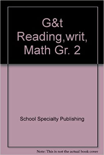 Gifted & Talented Reading, Writing, and Math, Grade 2: Carson ...