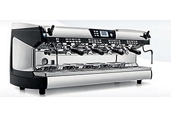 Nuova Simonelli Aurelia Ii Digital 4 Group Espresso Machine Maureiivdg04Nd0001
